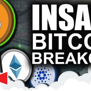 Bitcoin Today: INSANE Breakout To $300k (Major Bitcoin Announcement)