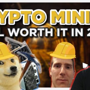 Is Crypto Mining still WORTH IT in 2021 ??