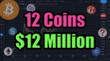 12 Coins to $12 Million | Top Cryptocurrency Investments That Have MASSIVE Potential in April 2021!