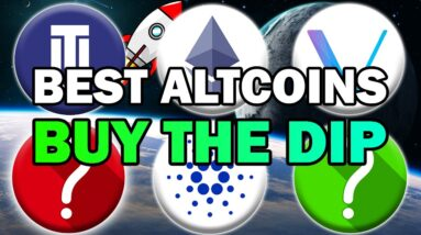 TOP ALTCOINS to Make TOP GAINS (Best Buys For 2021)