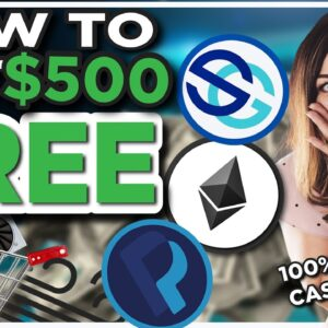 Get $525 for FREE with this NEW CRYPTO APP?!