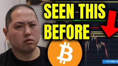 MASSIVE BITCOIN DIPS DURING A BULL MARKET ARE NORMAL