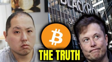 THE TRUTH BEHIND THE BITCOIN PLUNGE
