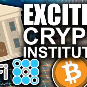 Finally a Crypto Institution that Works