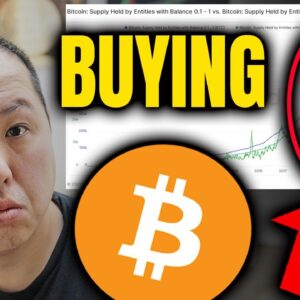 SURPRISING DATA ABOUT BITCOIN BUYING