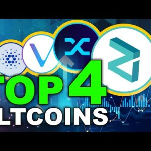 Top 4 Favourite Altcoins (Latest Update on Crypto Market)