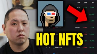 HOTTEST & BEST NFT PROJECTS