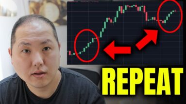 IS BITCOIN REPEATING A 500% PUMP PATTERN?