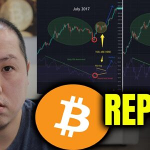 IS BITCOIN REPEATING THE MASSIVE PUMP FROM 2017?