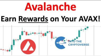 Avalanche: Step-By-Step Tutorial on Earning Rewards On Your AVAX!