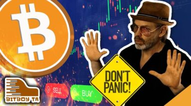 Bitcoin CRASHING Right Now!!!! (What To Expect Next For Crypto