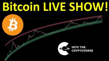 Bitcoin: HOLD THE LINE! LIVE SHOW!