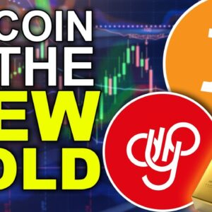 Bitcoin is the New Gold! (Important Crypto News 2021)