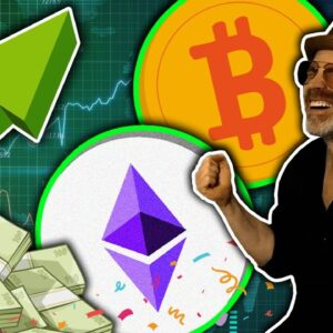 Ethereum To $4k Today!!! (Bitcoin to $72,000 on Huge Crypto News)
